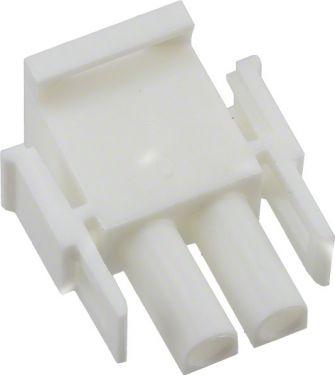 Molex - MLX 6,35mm signalstik, 2 pol han/hun