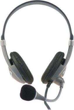 EMINENT - PC headset med mikrofon (2 x 3,5mm JACK)