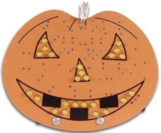 Velleman - MK145 - Halloween græskar