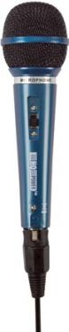 Professionel dynamisk mikrofon (blå)