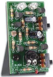 Velleman - MK148 - Blinklys m. 2 røde lysdioder