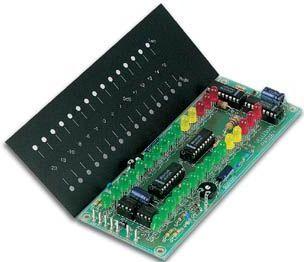 Velleman - K4306 - Præcisions stereo VU-meter