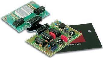 Velleman - K2625 - Digital omdrejningstæller