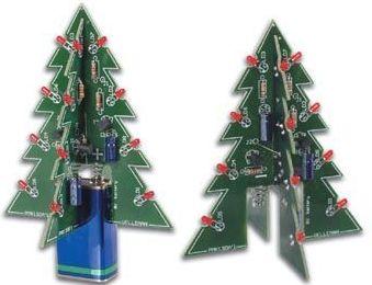 Velleman - MK130 - 3D Juletræ