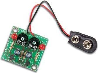 Velleman - MK102 - Blinklys med 2 lysdioder