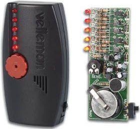 Velleman - MK146 - Lomme VU-meter med kabinet