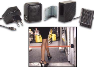 Velleman - Mini IR alarmsystem - Fotoelektrisk (7m)