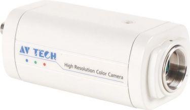 Farve bokskamera - 480 TV linjer, autoiris, mikrofon