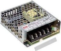 MeanWell - Strømforsyning - 24VDC / 52,8W til indbygning
