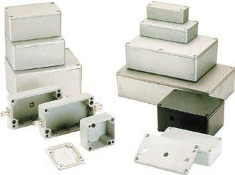 G102 aluminiumskabinet - IP65 (90 x 36 x 30mm)