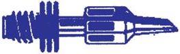 Portasol - BIT3,2 Spids for Portasol