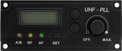 Power Dynamics PDM-L405 4-kanals musik mixer / Phantom power / Echo / MP3