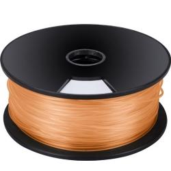 Velleman PLA filament til 3D printer Ø3mm, Orange, 1kg (til K8200) TILBUD into