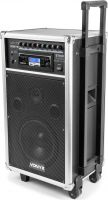 "ST100 MK2 Portable Sound System 8"" BT/CD/MP3/UHF"