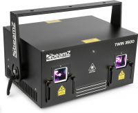 Phantom Twin 3500 Pure Diode Laser RGB Analog