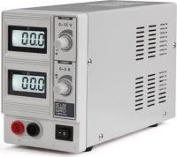 Velleman - Laboratorie strømforsyning - 0-15V / 3A