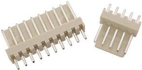 Molex - 10 pol han 2,54mm benafstand