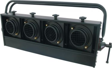 Eurolite Audience Blinder 4xPAR-36 horizontal bk