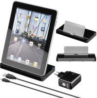 GOOBAY - USB Dockingstation til iPad, iPad2 - Sort
