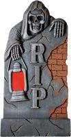 Europalms Halloween gravestone, latern 91,5cm