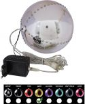 Europalms LED Snowball 15cm, gold