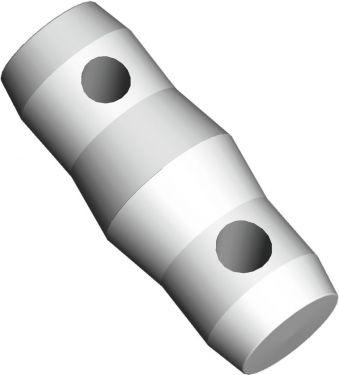 Alutruss QUICK-LOCK GL33/ET34 Connecting Cone
