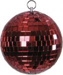 Eurolite Mirror Ball 10cm red
