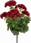 Europalms Geranium red 42cm