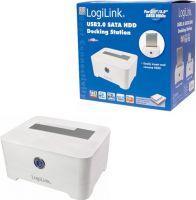 """LogiLink - SATA HDD dockingstation 1x 2,5""""/3,5"""" til USB2.0"""