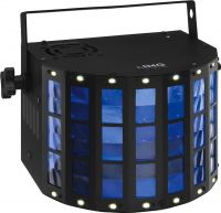 LED lyseffekt LED-162RGBW