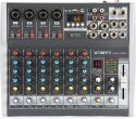 VMM-K802 8-Channel Music Mixer with DSP