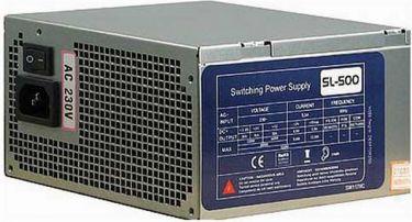 PC strømforsyning - Inter-Tech SL-500 500W PSU