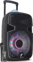 """FT12JB Active Speaker 12"""" 700W with light show"""