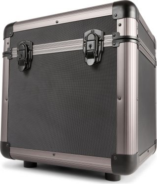 "RC100 12"" Vinyl Record Case Titanium"