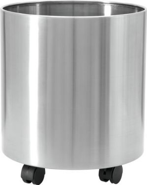 Europalms STEELECHT-30, stainless steel pot,