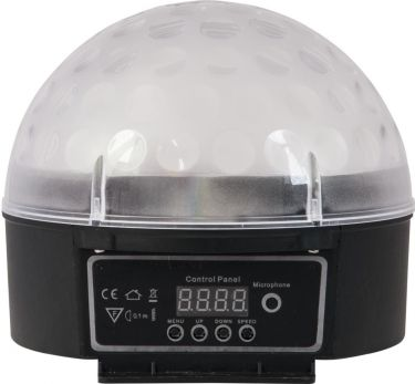 Eurolite LED BC-7 Beam effect with DOT-Effect