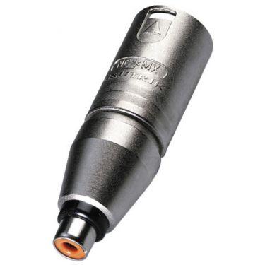 XLR-phono adpt. NA-2MPMF