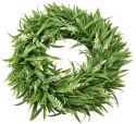 Europalms Lavender Wreath, 30cm