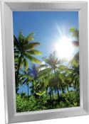 Illuminated billboard, Europalms Illuminated billboard A2, aluminium