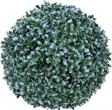Europalms Grass ball, blue, 22cm