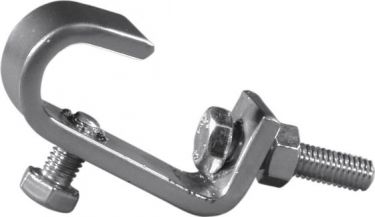 Eurolite TH-16 Theatre Clamp silver