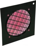 Eurolite Red Dichroic Filter black frame f. PAR-56