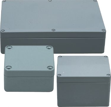 Fixapart Electrical Enclosure ABS ABS 115 x 65 x 55 mm, G308