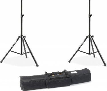 Vonyx Højttalerstativer - pakke med 2 stk. inkl taske