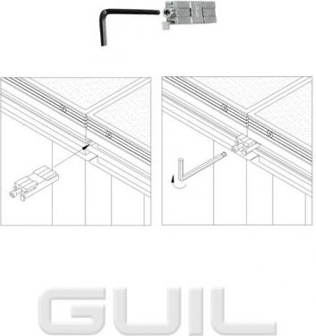 Guil TMU-01/440 Profile Connector