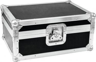 Roadinger Flightcase 4x AKKU Flat Light Series