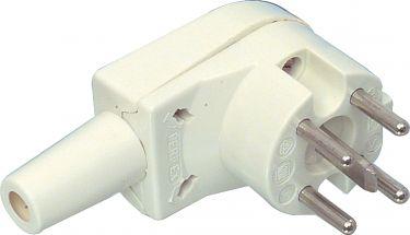 Fixapart EL-STP001 Ac Strømstik Perilex 16 A Hvid