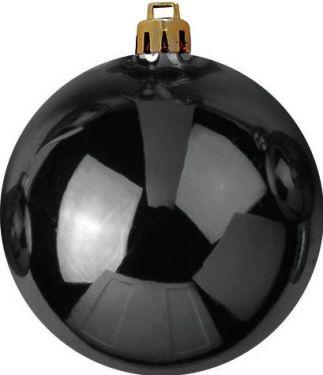 Europalms Deco Ball 20cm, black