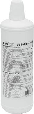 Eurolite UV-Bubble Fluid 1l blue
