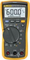 Fluke FLUKE 117 Digitalt multimeterTRMS AC 6000 Cifre 600 VAC 600 VDC 10 ADC